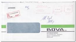 Valkenswaard 1982, Aangetekende Brief, BOVA Bv, Autobusfabriek - Period 1980-... (Beatrix)