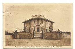 VALLE OLONA - COOPERATIVA FASCISTA FILIPPO CORRIDONI - SUCCURSALE N. 1 - Varese