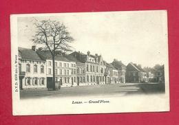 C.P.  Leuze-en-Hainaut  =  Grand'Place - Leuze-en-Hainaut