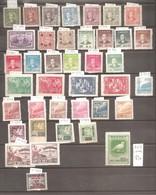 Lot De 39 Timbres De Chine Neufs Entre Le N° 545 De 1946 Et Le N° 876 De 1950 - 1949 - ... Volksrepubliek