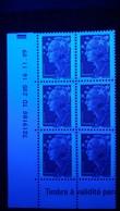 2009 N° 4188 COINS DATÉE  MARIANNE DE BEAUJARD  TD 205  16 . 11 . 09  NEUF DEUX BARRE PHOSPHORESCENTE NEUF - Dated Corners
