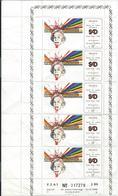 Vieux Papiers > Publicités Planche 5 Vignettes  Societe Des Artistes Decorateurs Grand Palais Paris - Publicités