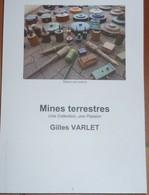 Livres De Documentation Sur Les Mines Terrestres,1939-45,grenades, Mines 1914-18,  Autres Casques, Armes Neutralisées - Français