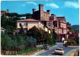 Bolsena (Vt). Castello Monaldeschi. Auto. VG. - Viterbo