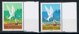 Ijsland Y/T 422 / 423 (**) - Neufs