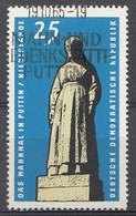 DDR 1965 Mi.nr. 1141 Mahn-und Gedenkstätten  OBLITÉRÉS-USED-GEBRUIKT - [6] République Démocratique