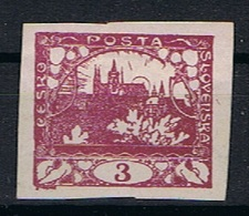 Tsjechoslowakije Y/T 2 (*) - Czechoslovakia