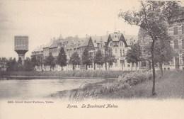 Ieper, Ypres, Le Boulevard Malou (pk66698) - Ieper