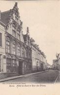 Ieper, Ypres, Hotel De Gand Et Rue Des Chiens (pk66706) - Ieper