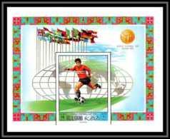 Ras Al Khaima - 543/ N° 79B Football (Soccer) MEXICO 1970 Neuf ** MNH Non Dentelé (imperforate) - Coppa Del Mondo
