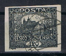 Tsjechoslowakije Y/T 21 (0) - Oblitérés