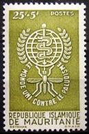 MAURITANIE                      N° 155                      NEUF** - Mauritanie (1960-...)
