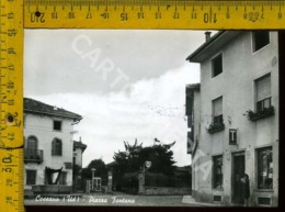 Udine Coseano Piazza Fontana - Udine