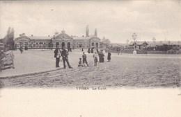 Ieper, Ypres, La Gare (pk66713) - Ieper