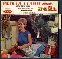 PETULA CLARK Chante Noël (4 Titres) - Weihnachtslieder