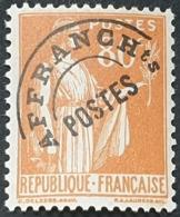 Timbres Préoblitérés  N° 75 Neuf ** Gomme D'Origine  TTB - 1893-1947