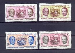 Jordan 1965 - Visit Pop Paul VI To Jordan - 4v Complete Set - MNH**- Excellent Quality - Jordanien