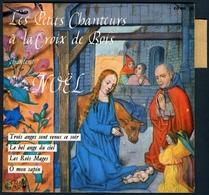 LES PETITS CHANTEURS A LA CROIX DE BOIS  Noël (4 Titres) - Weihnachtslieder