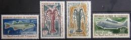 MAURITANIE                      N° 179/182                       NEUF** - Mauretanien (1960-...)