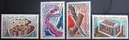 MAURITANIE                      N° 197/200                       NEUF** - Mauretanien (1960-...)