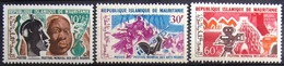 MAURITANIE                      N° 205/207                       NEUF** - Mauretanien (1960-...)
