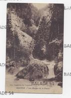 CPM - SERVOZ (74) Les Gorges De La Dissaz (Diosaz ?) - Ohne Zuordnung