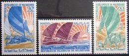 MAURITANIE                      N° 253/255                       NEUF** - Mauritanie (1960-...)