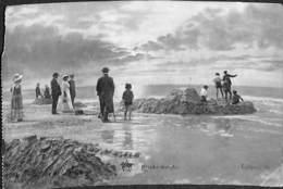 Blankenberghe - Crépuscile (animée, Star, Pour Camp De Correction Vilvoorde Tournai 1911) - Blankenberge