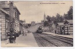 Loire-Atlantique - Pontchâteau - La Gare - Pontchâteau