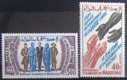 MAURITANIE                      N° 291/292                       NEUF** - Mauretanien (1960-...)