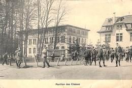 Villa St-Jean - Pavillon Des Classe (1918...pli) - FR Fribourg