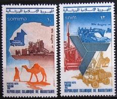 MAURITANIE                      N° 339/340                      NEUF** - Mauretanien (1960-...)