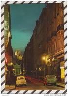 3AC224 PARIS RUE LAFFITTE  ARRIERE DE VOITURE GROS PLAN  2 SCANS - Voitures De Tourisme