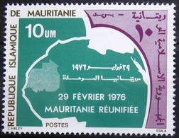MAURITANIE                      N° 349                      NEUF** - Mauritanie (1960-...)