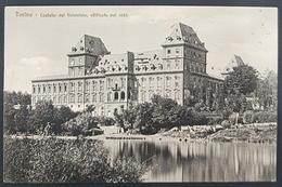 1911 Torino, Castello Del Valentino To Vernon France - Castello Del Valentino