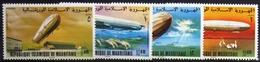 MAURITANIE                      N° 350/353                      NEUF** - Mauritanie (1960-...)
