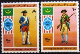 MAURITANIE                      N° 346/347                      NEUF** - Mauritanie (1960-...)