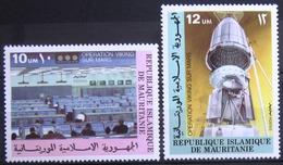 MAURITANIE                      N° 356/357                      NEUF** - Mauritanie (1960-...)