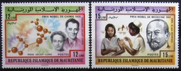 MAURITANIE                      N° 364/365                      NEUF** - Mauritanie (1960-...)