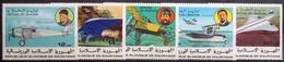 MAURITANIE                      N° 372/376                      NEUF** - Mauritanie (1960-...)