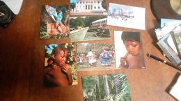 Guyane.  Lot De 20 Cartes - Cartes Postales