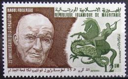MAURITANIE                      N° 395                      NEUF** - Mauritanie (1960-...)