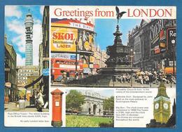 GREETINGS FROM LONDON - London