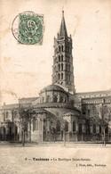 Toulouse (31) - La Basilique Saint-Sernin - Toulouse