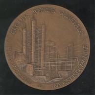 Médaille Groupe Société Générale - Financement Des Investissements - Bronze - Professionnels / De Société