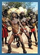 AFRIQUE EN COULEURS DANSEURS DU GROUPE MEDY - Cartoline