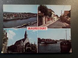 MAURECOURT VUE GENERALE PENICHE - Maurecourt