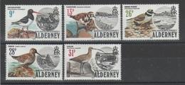 Alderney 1984 - Uccelli              (g6393) - Alderney