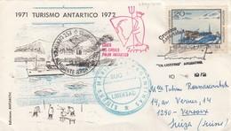 1972. ARGENTINA. TURISMO ANTARTICO. TN LIBERTAD ARGENTINA  / 3 - Non Classés
