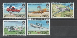 Alderney 1985 - Aeroporto              (g6394) - Alderney